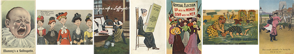Suffragette Postcards
